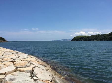 조용한 해변