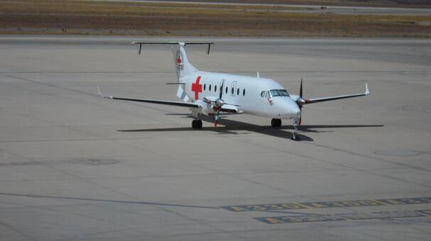 쿠르드족 자치 지역의 수도 아르빌 국제 공항