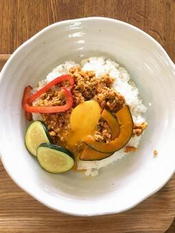 Keema curry. 09
