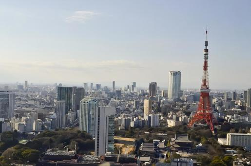 Townscape of Tokyo 22