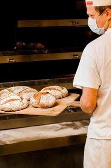新鮮出爐的麵包1