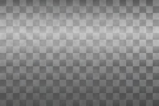 Checkered silver color