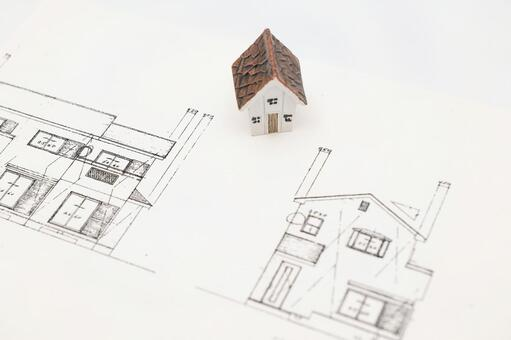 Housing drawings and models