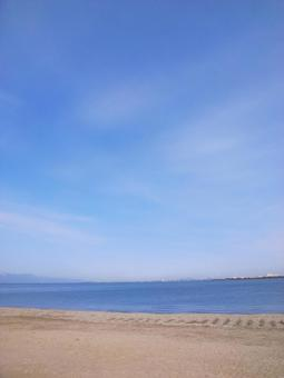 Lake Otsu (Lake Biwa) 1