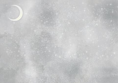 밤하늘의 배경 CG