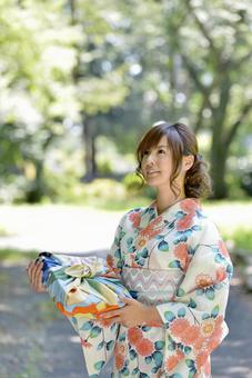 Yukata Beauty 209