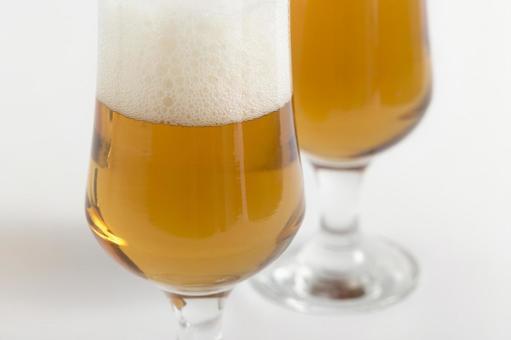 Glass beer 13