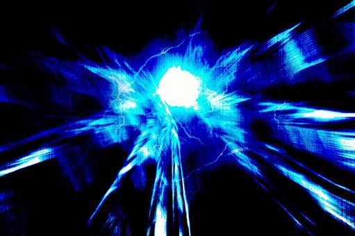 Blue light trace Speed sense