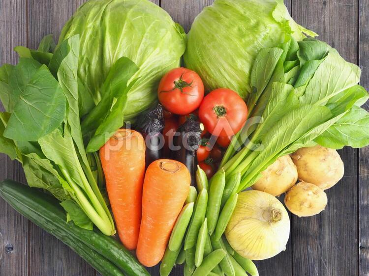 新鮮野菜02の写真