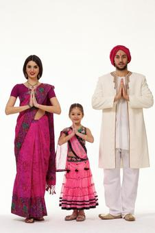Indian family 5