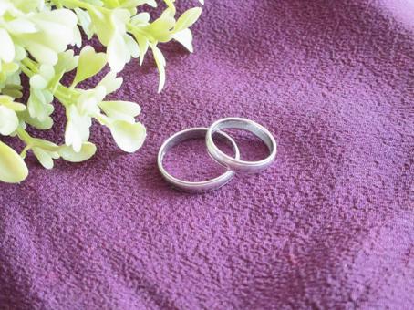 Bridal image wedding ring