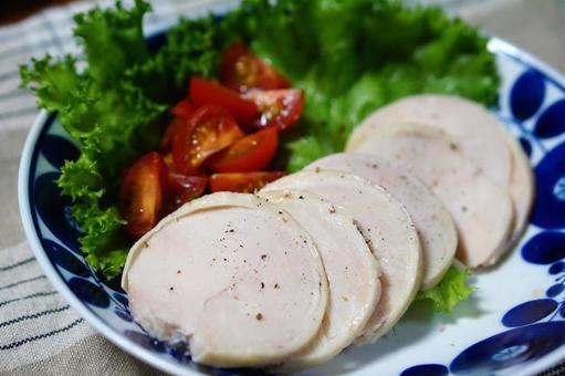 Chicken ham 8