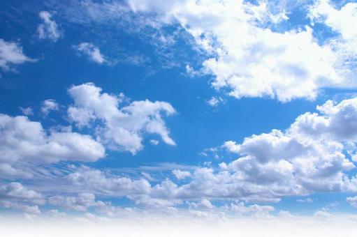 Sky blue sky sky background