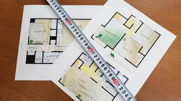 Drawing Floor Plan Scale Real Estate