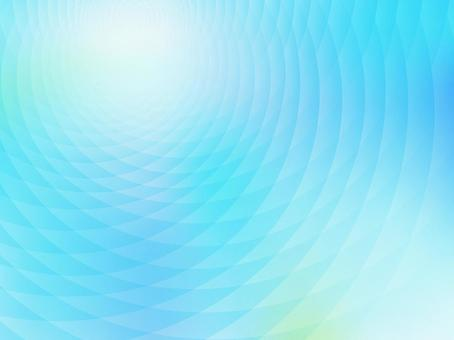 Blue spiral abstract background material