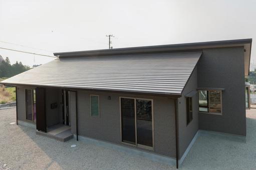목조 주택 건설 현장 45