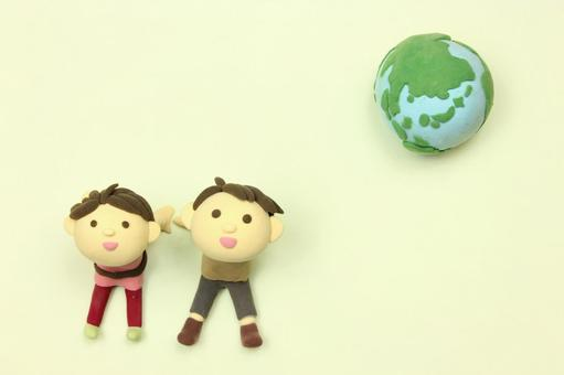 Earth and Friends 6