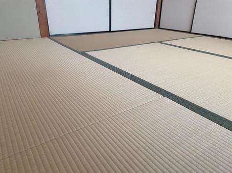 Japanese-style tatami mat