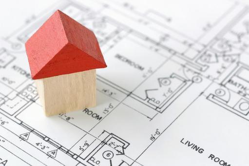 Building blocks housed on paper