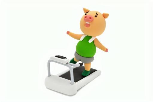룸 러너와 돼지 1