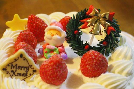 Christmas cake 002