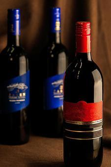 Wine bottle 3