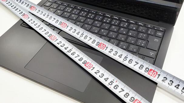 PC PC Major Ruler Notebook PC Scale