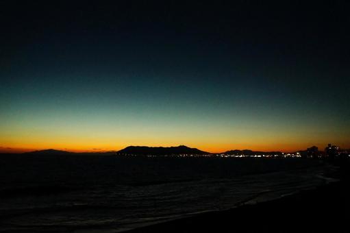Twilight gradation