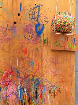 Graffiti open space