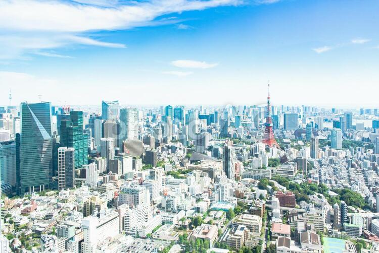 東京風景の写真