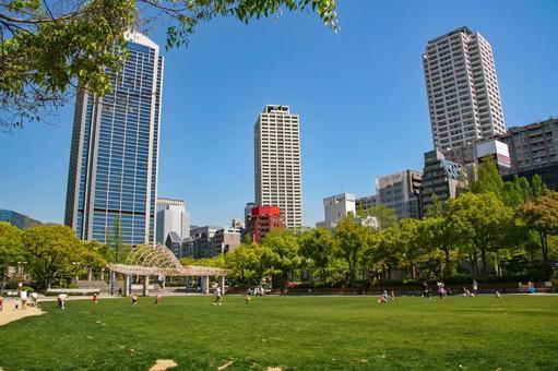 Kobe city park