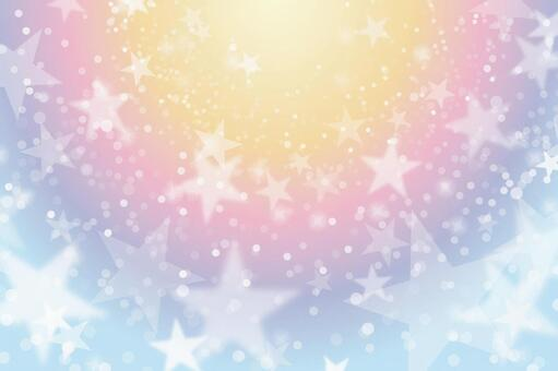 Fantasy star shine abstract background material texture