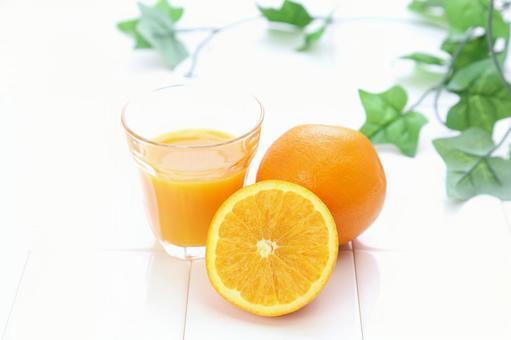 切橙子和橙汁4