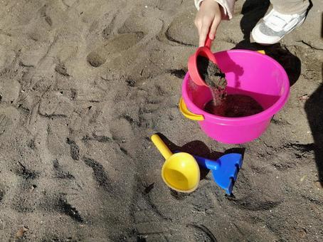 모래 장난