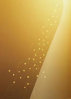 Gold foil _ background