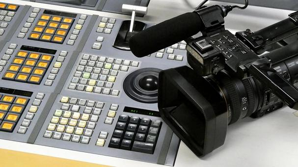 Editing machine and camera