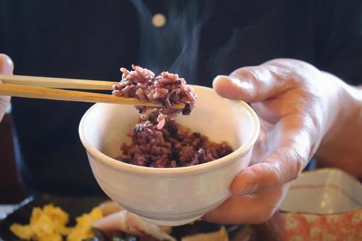 고대 미 쌀 1