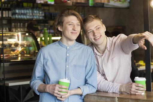 同性戀伴侶16是在網吧
