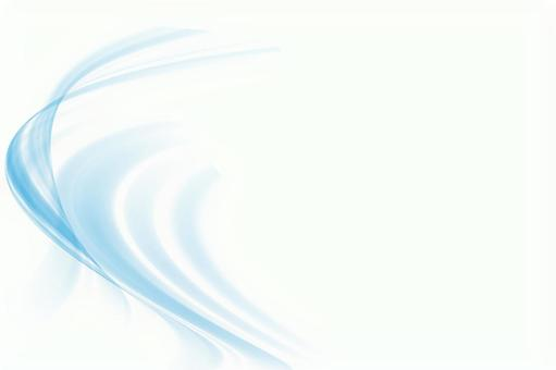 Wave wave background material 9