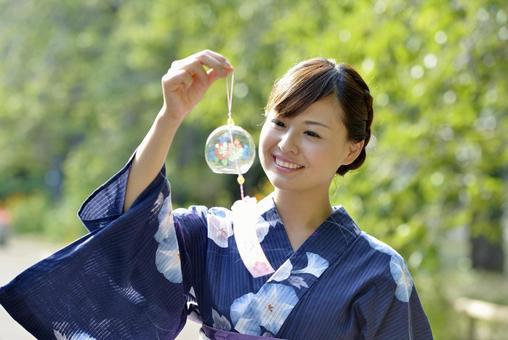 Yukata beauty 427
