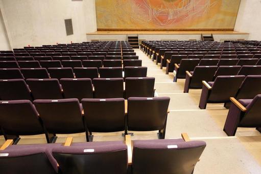 Designated seat in the hall