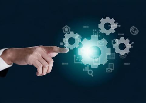 指向圖像和 IT / 業務