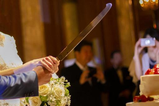 Cake sword 1