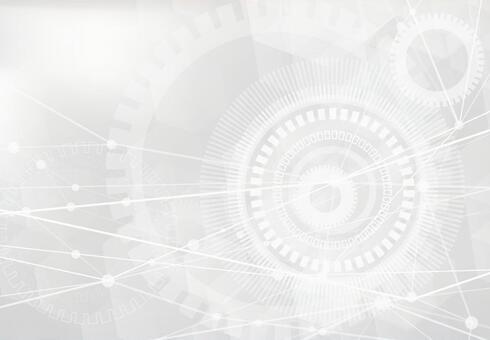 白科技抽象背景紋理素材