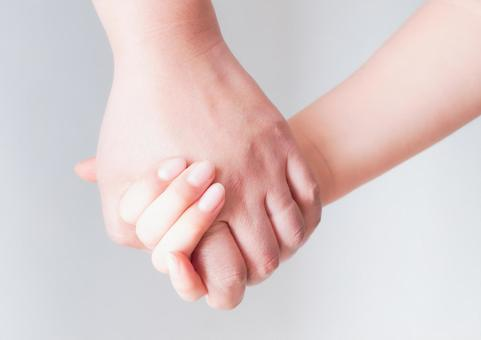 Parent-child handshake
