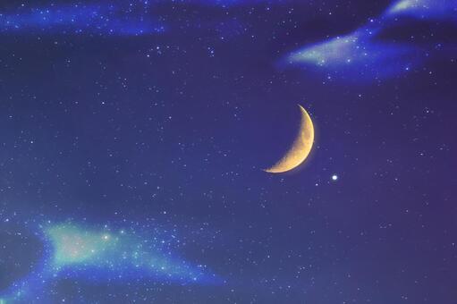 달 영적 이미지 180730