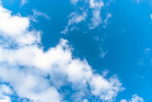 Sky cloud blue sky