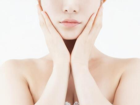 Women who care about facial skin care