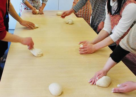 빵 교실 직물 만들기 3