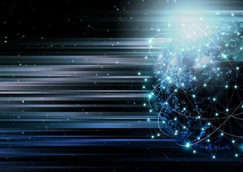 Earth network communication